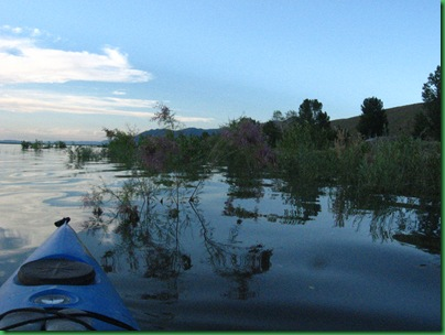 Monday evening paddle 020