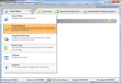 How to Mirror Server Folders to Windows Azure