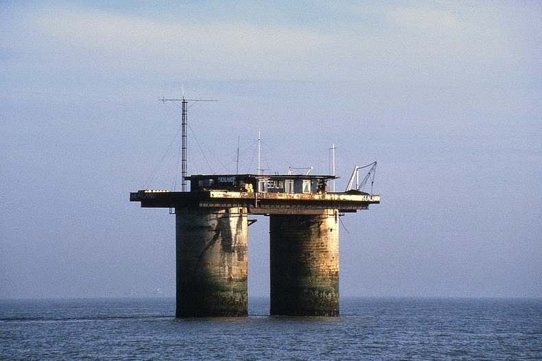 Autonomes Fürstentum Sealand