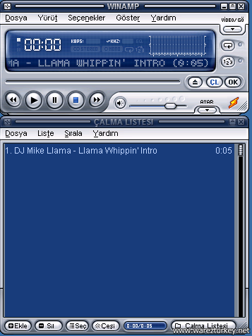 Winamp PRO 5.666 Build 3516 Final Türkçe Full indir