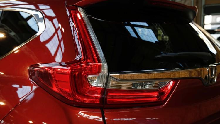 Xe ô tô Honda CR V 019