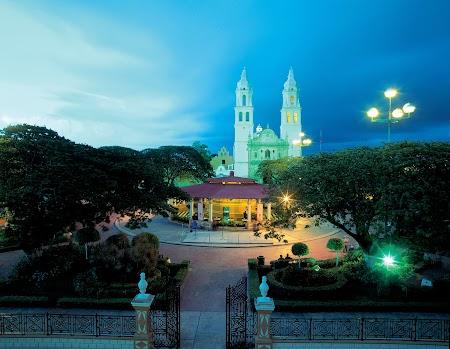 Imagini Mexic: Campeche
