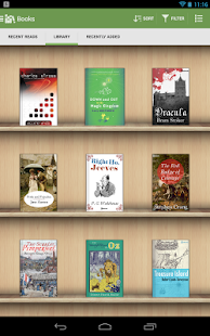 Aldiko Book Reader Premium- screenshot thumbnail