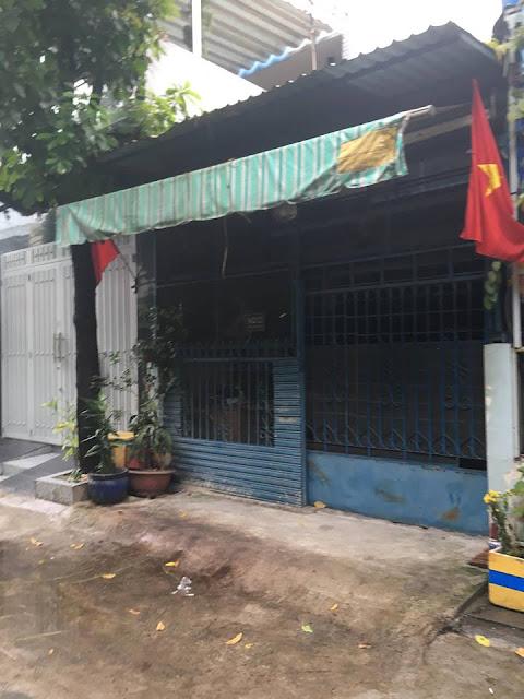 Bán nhà hẻm 342/ Thoại Ngọc Hầu, Phú Thạnh, dt 4x18m, cấp 4, 6.5 tỷ2