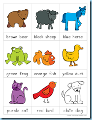 brown bear brown bear printables updated 1 1 1 1