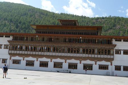 Aeroport Paro Bhutan