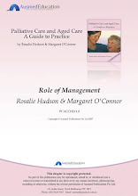 Role of Management in Palliative Care