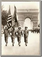 Paris Aout 1944