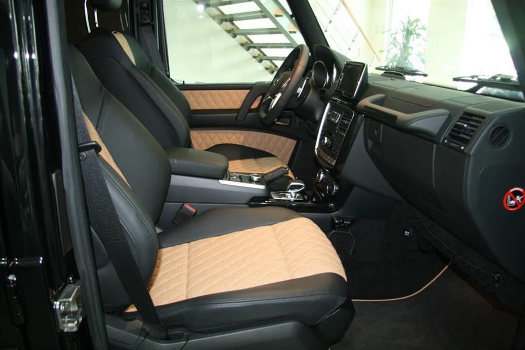 Xe Mercedes Benz G63 AMG 8