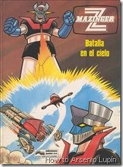 P00006 - Mazinger Z  - Batalla en