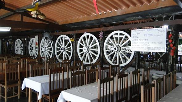 Restaurante Chero's - Cordisburgo