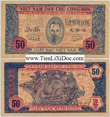 50 Đồng Cụ Hồ 1947
