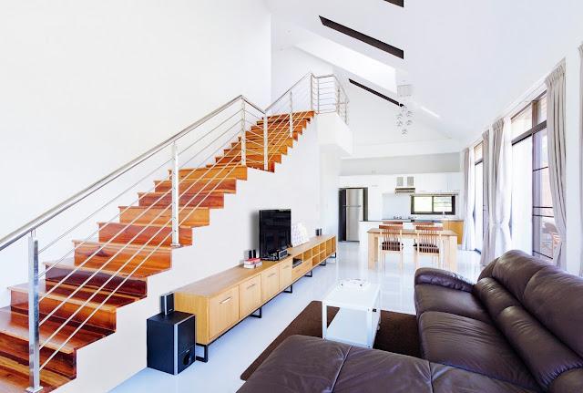 nhà đẹp chống nóng tốt