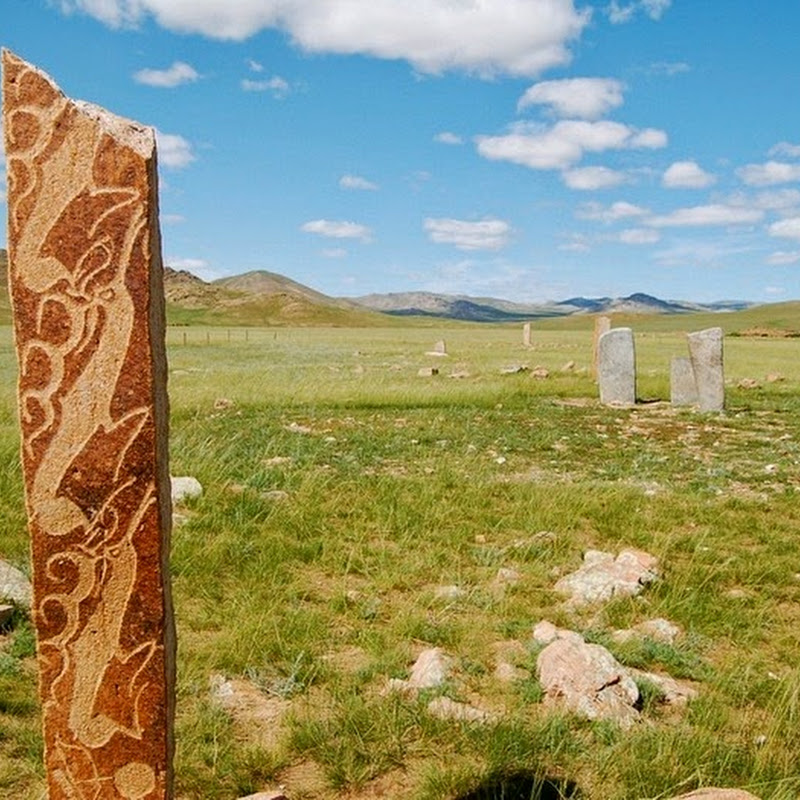 The Deer Stones of Mongolia
