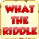 What the Riddle? Puzzle Games icon