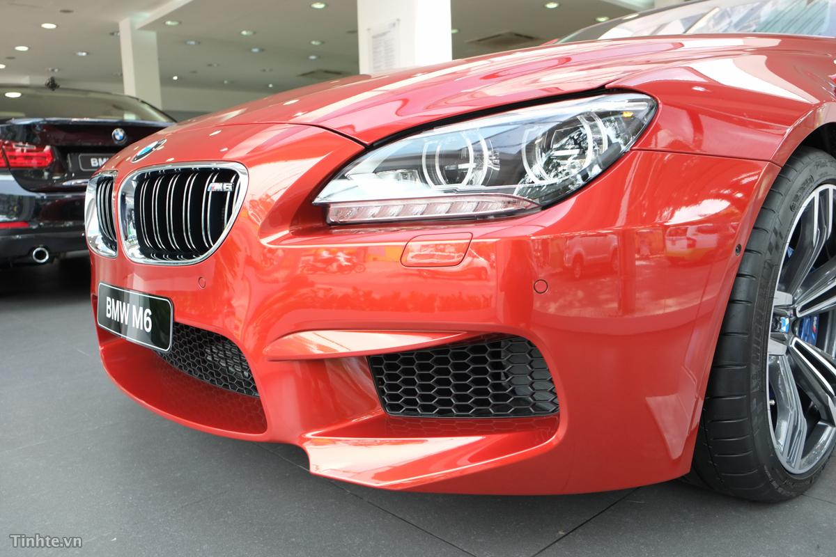 Xe BMW M6 Gran Coupe 03