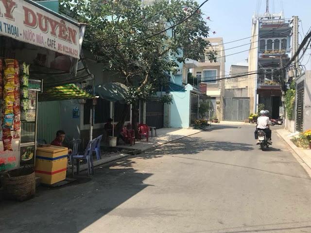 Đất nền Khu Dân Cư Nam Long Phường An Lạc Quận Bình Tân 03