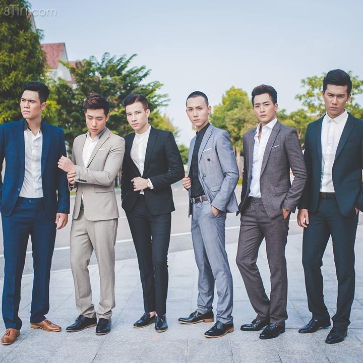 Seven Uomo sẽ giúp chàng mix vest công sở đẹp không cần