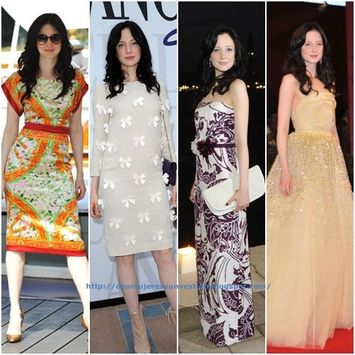 Andrea Riseborough venecia