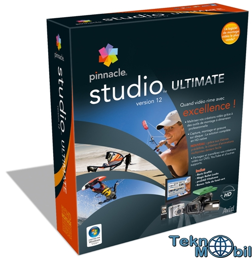 Pinnacle Studio Ultimate v19.5.0.312 Full