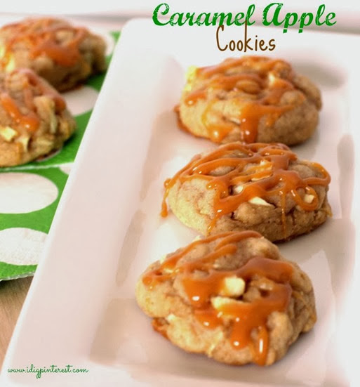 Caramel Apple Cookies2