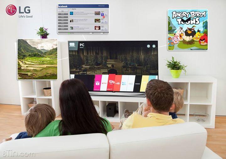 Bạn có biết? TV không đơn giản chỉ để xem truyền hình!