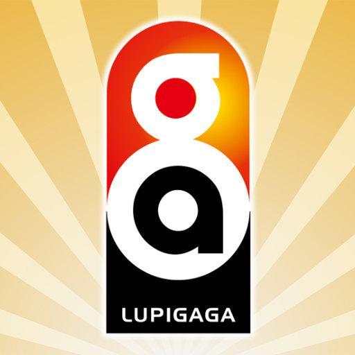 Lupigaga LOGO-APP點子