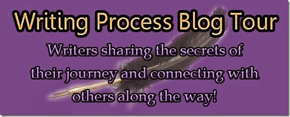 Writing Process Blog Tour Button