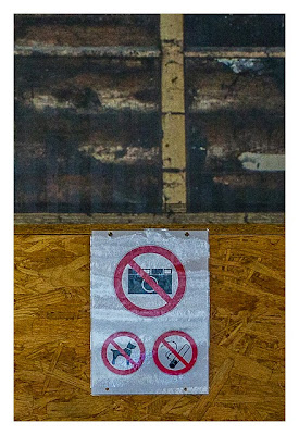 MegAdvent - Fotografieren verboten