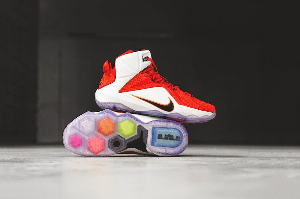 new arrival 10c86 389a0 ... Nike LeBron 12 8220Heart of a Lion8221 Pics amp Release Date