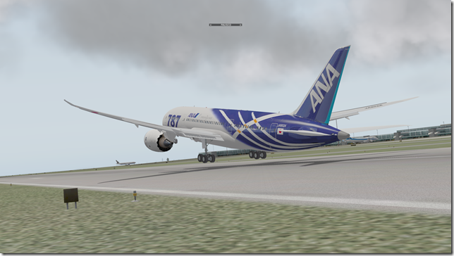Realizing a dream with the ANA 787 Dreamliner | Jomni's Games