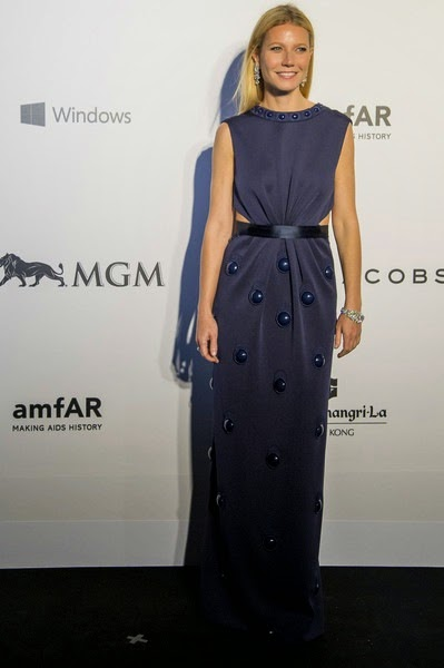 Gwyneth Paltrow 2015 amfAR Hong Kong Gala Arrivals
