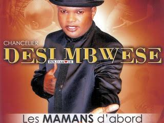 Desi Mbwese, musicien congolais.