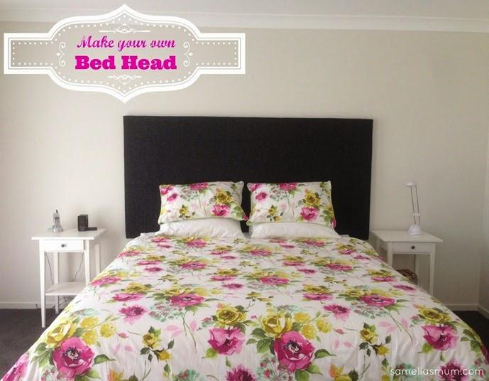 DIY : Bed Head - Samelia's Mum