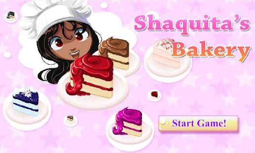 蛋糕麵包店Shaquita