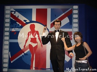 Madame Tussauds Hong Kong 41