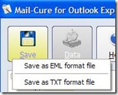 Mail Cure salvare le email cancellate recuperate