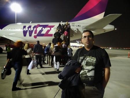 WizzAir la Dubai