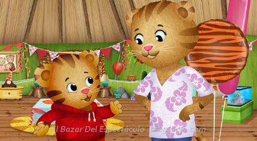 Daniel Tigre; Personajes: Estreno 25.11.13 Disney Junior ...