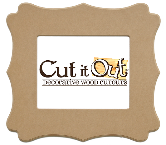 cut it out chandler frame