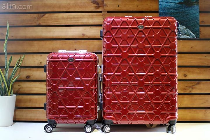 Antler Luxury Topeka 8W Cabin Rollercase