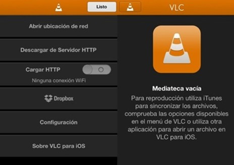 VLC para iPhone_iPod_iPad