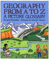 Illustrate a Geography Dictionary {Printables}