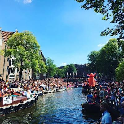 Gaypride 2016 amsterdam gay gaypride amsterdamcity gayparade gayparade2016