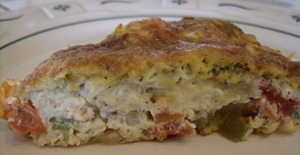 Southwest Frittata with Chicken Recipe (640x331)