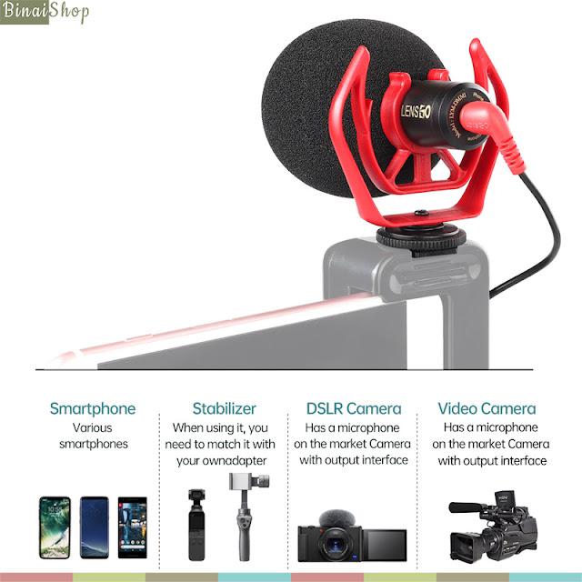 Lensgo LYM-DMM1 - Micro Condenser