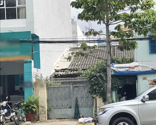 Nhà cấp 4 Mặt Tiền đường Lý Thánh Tông Quận Tân Phú 01