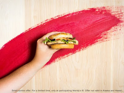 Our renovated Grilled Chicken Sandwich has a splash of color and more