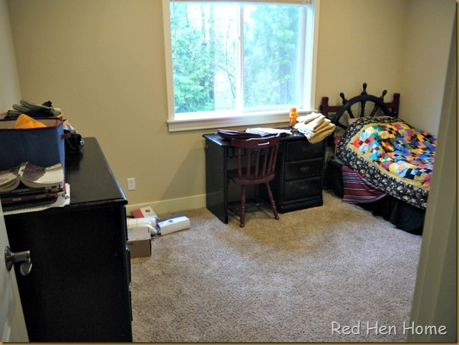Red Hen Home Handbuilt Bedroom before2