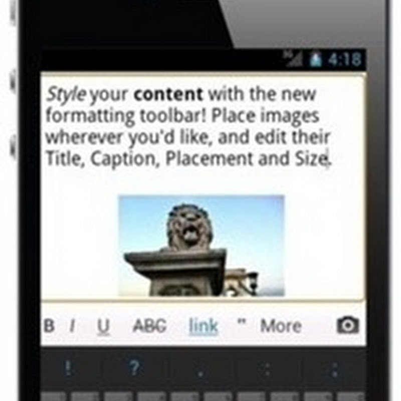 5 ways to use your smartphone as a blogging tool